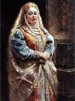 К.Е. Маковский «Боярыня»