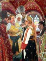 Иван Кириллов «Выбор невесты»