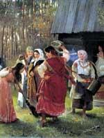 Алексей Корзухин «Девичник»