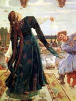 Виктор Васнецов «Царевна-лягушка»
