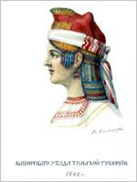 Акварели Солнцева Ф.Г.