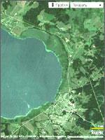 Рис.10. Чухломское озеро в Костромской области