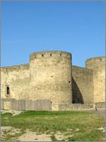 Крепость. Иллюстрация к статье Георгия Костылева «Военно-исторические хохмы»
