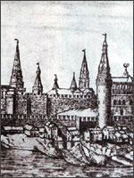 Рис. 6. Гравюра Пикара 17 века