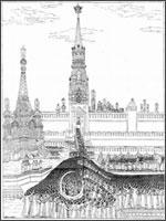 Рис. 7. Гравюра, выполненная по рисунку 17 века