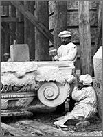 Недочеловеки строят ариям Рейхстаг в 1890 г.