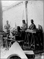 1894 г. Производство «античной Греции»