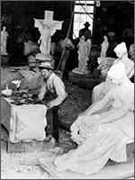 Ученики Огюста Родена. Что, вы думали Роден жил в средние века? Да нет, он умер в 1917 г.