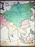 Граница двух империй – Европы (в лице Московского княжества), и Великой Тартарии