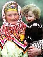 Амазихи – белые люди севера Африки