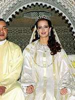 Амазихи – белые люди севера Африки. Лалла Сальма, жена Мохаммеда 6