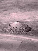 Пирамида берберского правителя Нумибии Медрасен