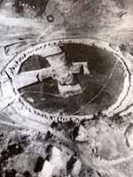 Могила гиганта Анта в Морокко