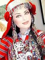 Берберские традиционные украшения