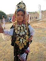 Головные уборы берберских женщин