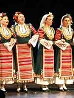 Берберский национальный костюм