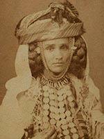Женщины берберского племени племени Ouled Nails
