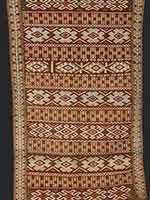 Орнаменты берберских ковров