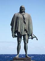 Менсей Бенкомо (Bencomo) – менсеят Таор