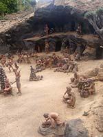Жилища гуанчей в пещерах Тенерифе