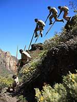 Прыжок пастуха (el salto del pastor)