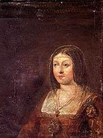 Свадебный портрет Фернандо II Арагонского и Изабеллы I Кастильской