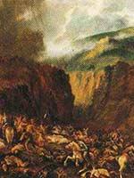 Первая битва при Асентехо