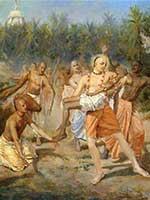 Кришна и брахманы