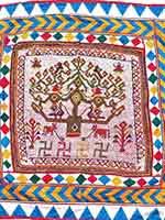 Настенное украшение. Гуджарат