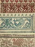 Северорусская вышивка