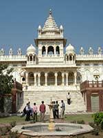 ���������������� ������ �� �������� Jaswant Thada, ��������, ��������� (Jodhpur, Rajasthan)
