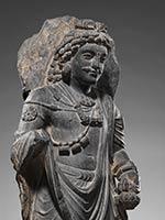 Стоящий боддхисатва Матрейя, Будда будущего. 3 в н.э.