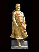 Памятник Шиваджи (Chatrpati Shivaji Maharaj)