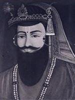 Маратхский Премьер-министр (пешва) Нанасахиб или Баладжи Баджи Рао (Nanasaheb a.k.a Balaji Baji Rao)