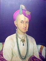Маратхский Премьер-министр (пешва) Мадхаврао II (Peshwa Madhavrao II)