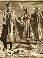 Одеяние Великого Могола и его жён