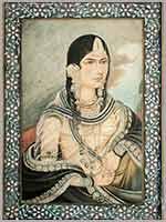Хамида Бану-бегум, жена шаха Хумаюна