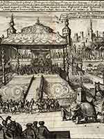 Двор Великого Могола в Агре