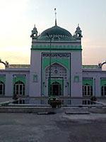 Мечеть в Самбхале