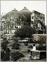 Мечеть в Айодхье