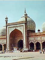 ������ � ���� Jama Masjid