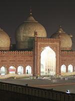 Мечеть в Лахоре Badshahi Mosque