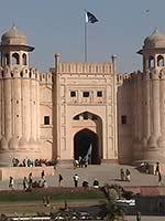 Форт в Лахоре