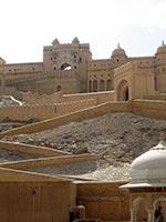 Форт в Амере, Джайпур