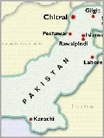 Читрал – район проживания калашей в Пакистане