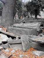 Кладбище калашей