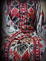 Вышивка Белуджистана