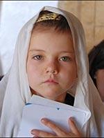 Белые люди провинции Герат, Афганистан