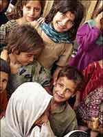 Белые люди Джелалабада, Афганистан