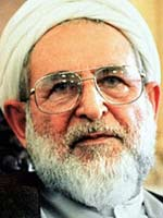 Белые люди Ирана. Mohammad Yazdi